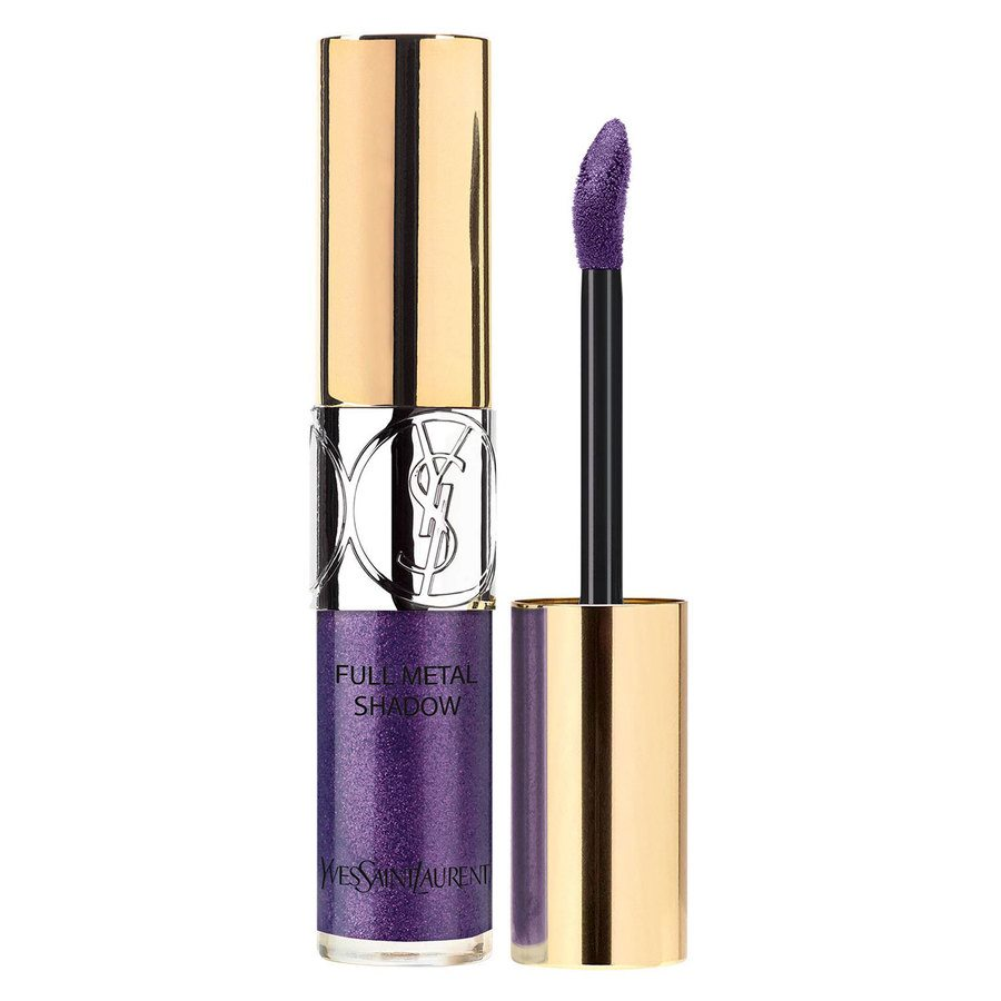 Yves Saint Laurent Full Metal Shadow Liquid Eyeshadow - #18 Violet Wave