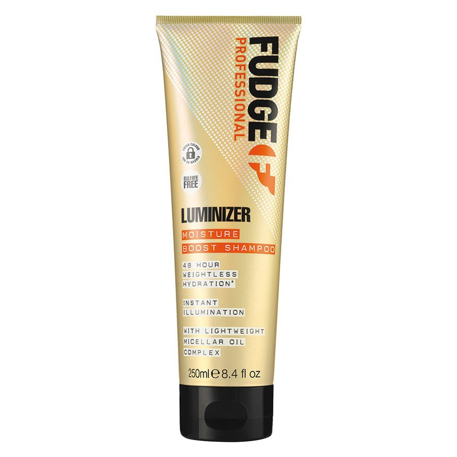 Fudge Luminizer Moisture Boost Shampoo 250 ml
