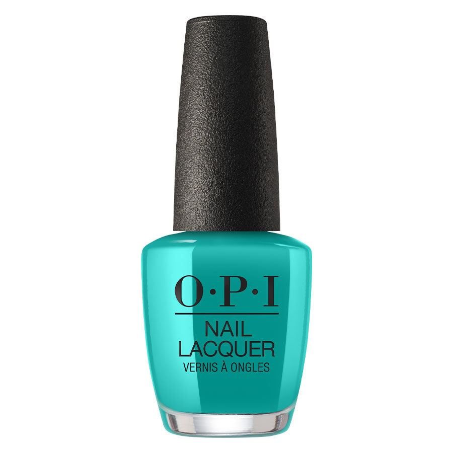 OPI Neon Collection Nail Lacquer 15 ml - Dance Party 'Teal Dawn
