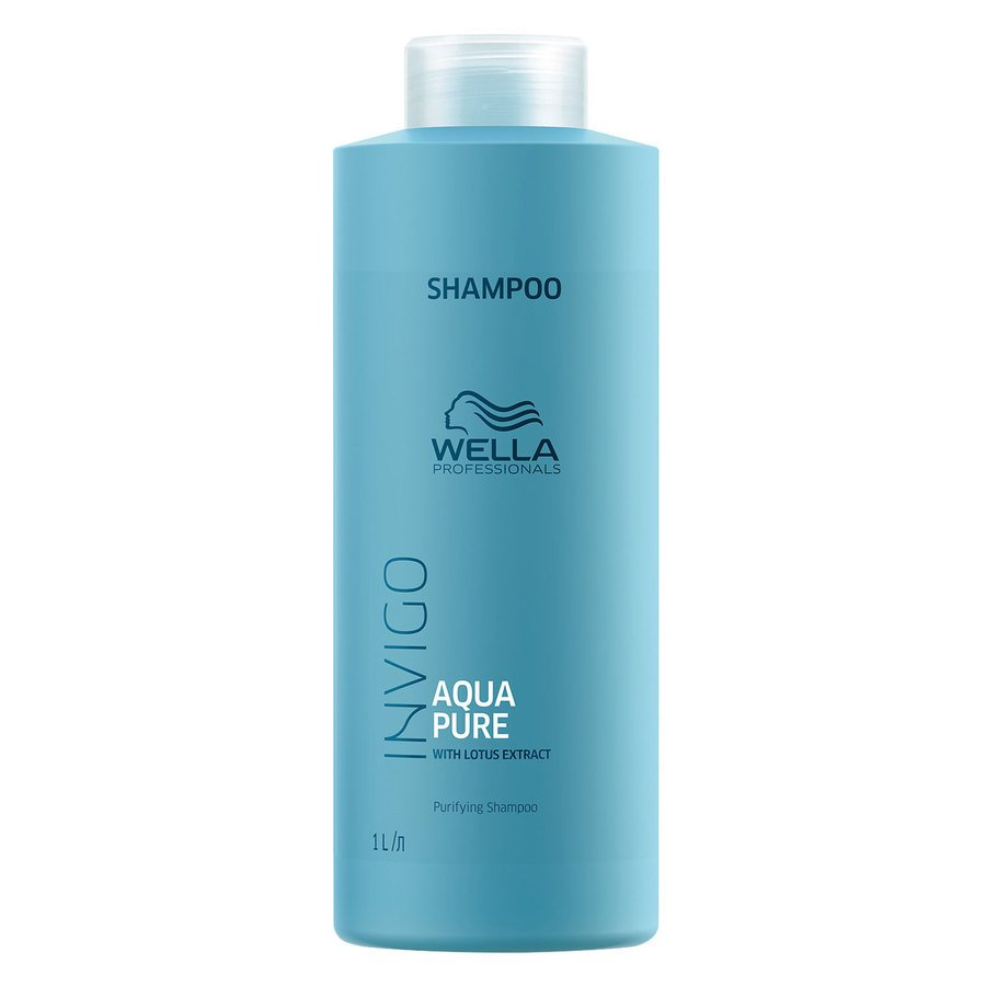Wella Professionals Invigo Balance Aqua Pure Purifying Shampoo 1 000 ml