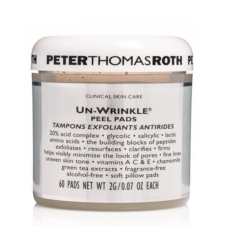 Peter Thomas Roth Un-Wrinkle Peel Pads 60 x 2 g