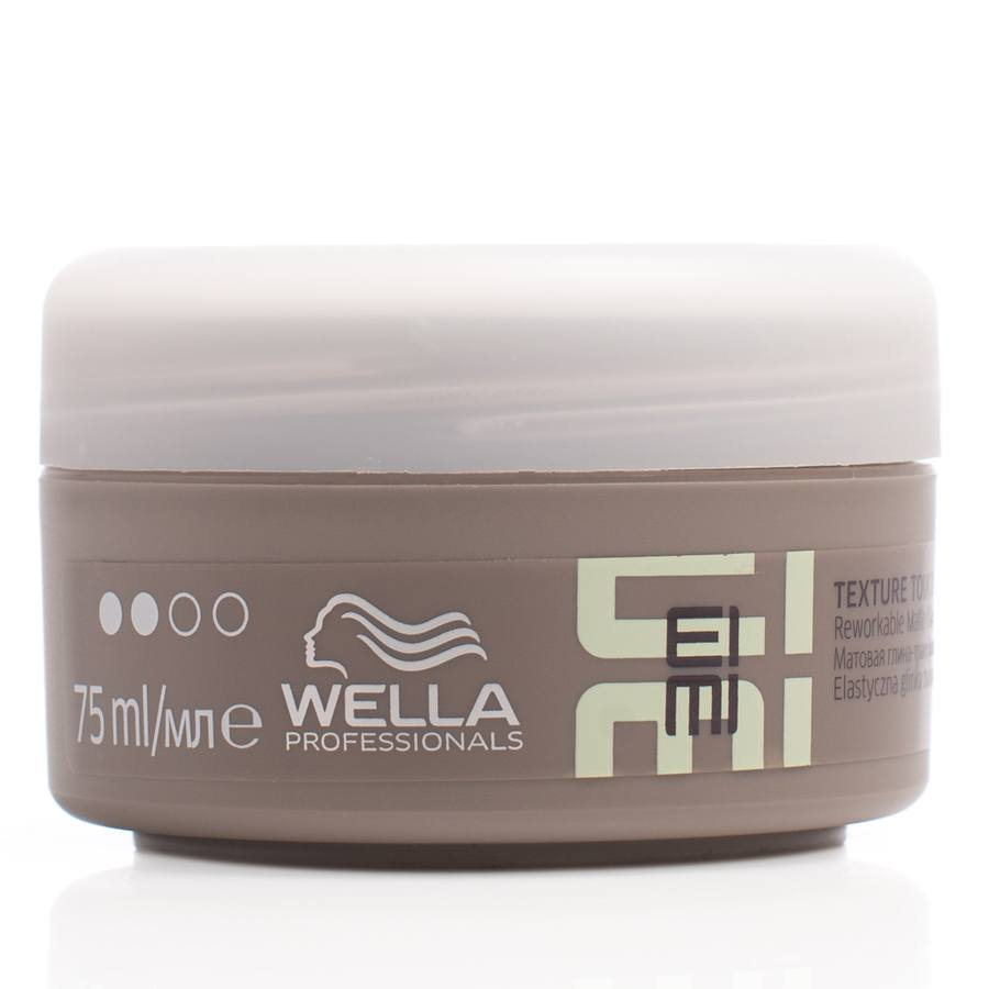 Wella Professionals Eimi Texture Touch Reworkable Matte Clay 75 ml