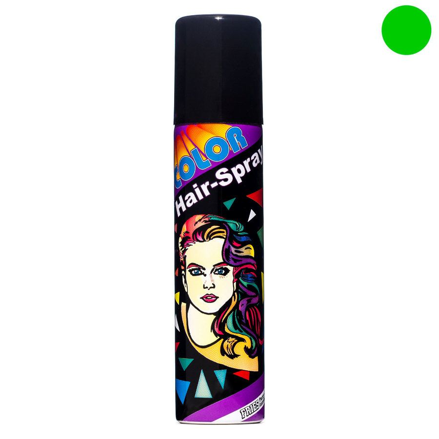 Fries Color Hair-Spray 100ml – Green