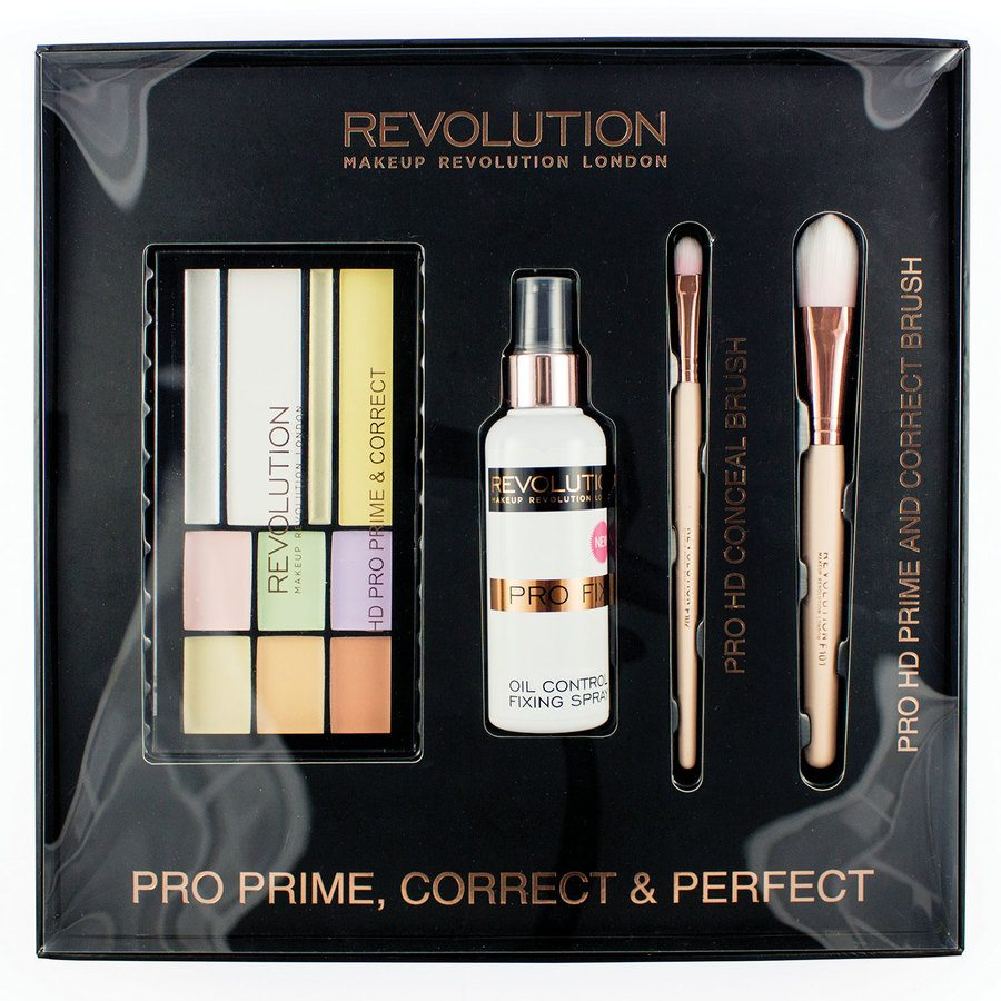 Makeup Revolution PRO Prime, Correct and Perfect