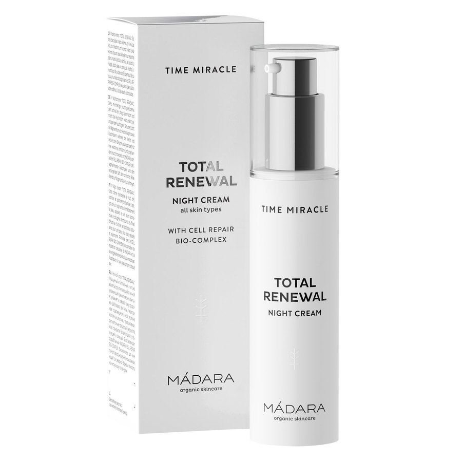 Mádara Total Renewal Night Cream 50 ml
