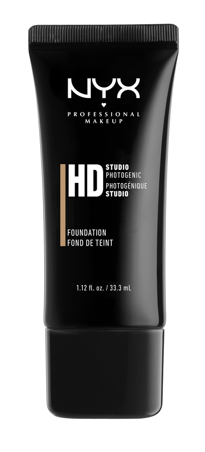 NYX Prof. Makeup HD Studio Photogenic Foundation 33ml – Medium HDF105