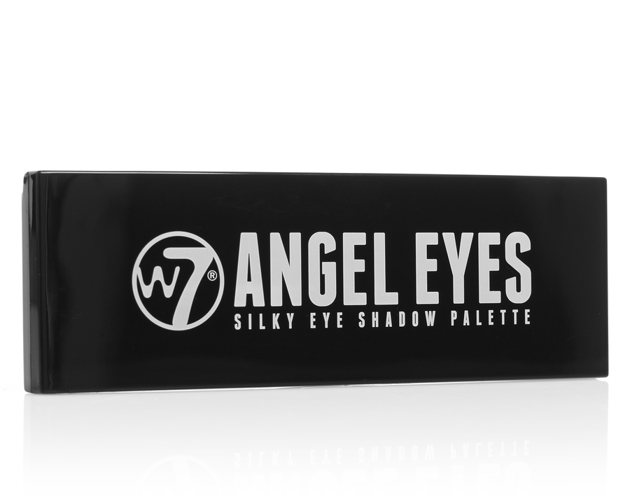 W7 Cosmetics Angel Eyes Silky Eye Shadow Palette – Out On Town