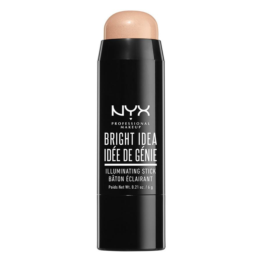 NYX Prof. Makeup Bright Idea Illuminating Stick 6 g – Chardonnay Shimmer BIIS05