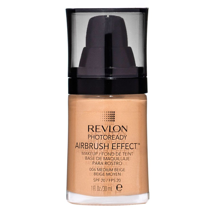 Revlon Photoready Airbrush Effect 30 ml – 006 Medium Beige