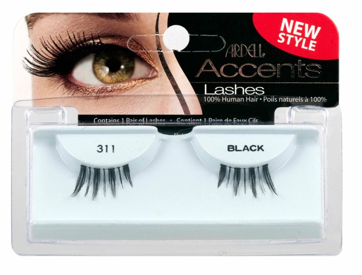 Ardell Fashion Lash Accents #311 Black