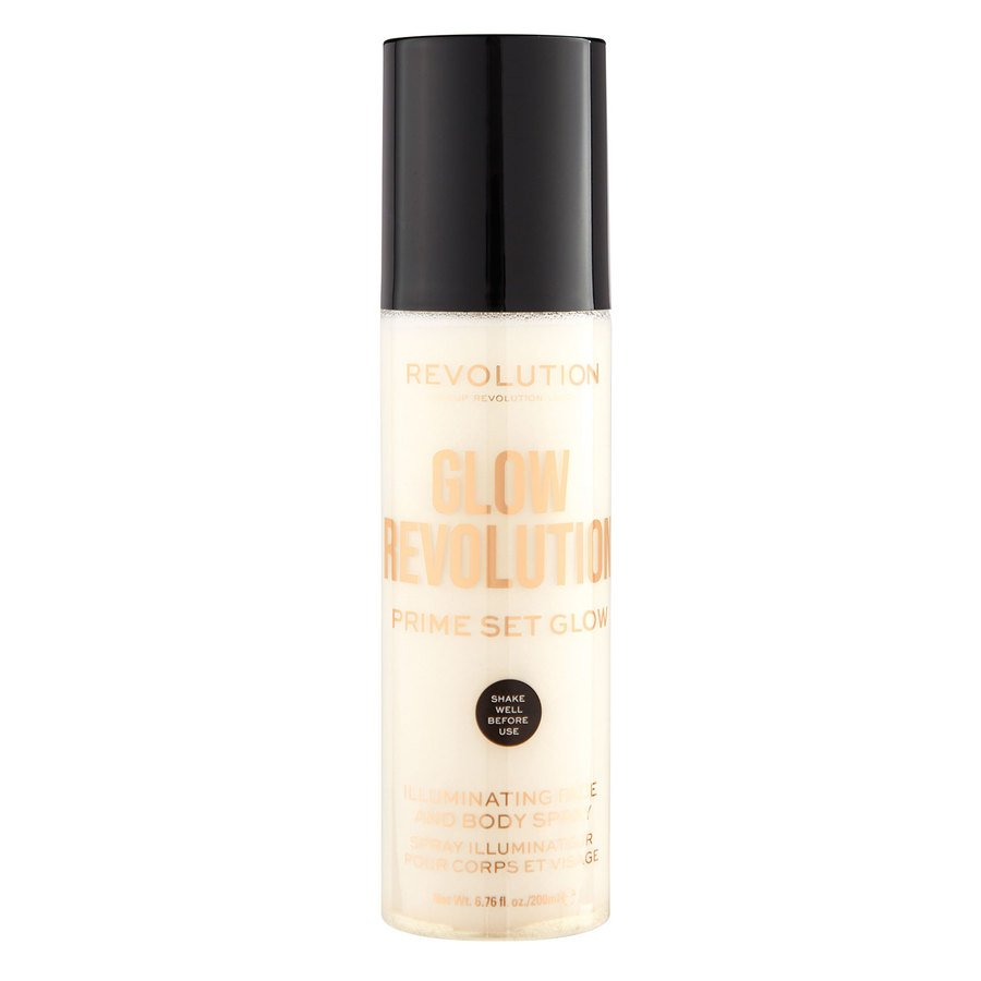Makeup Revolution Glow Revolution Eternal Gold 200ml