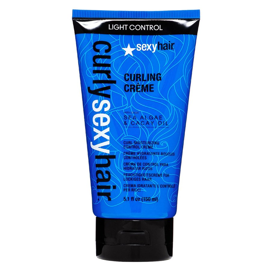Curly Sexy Hair Curling Crème 150 ml