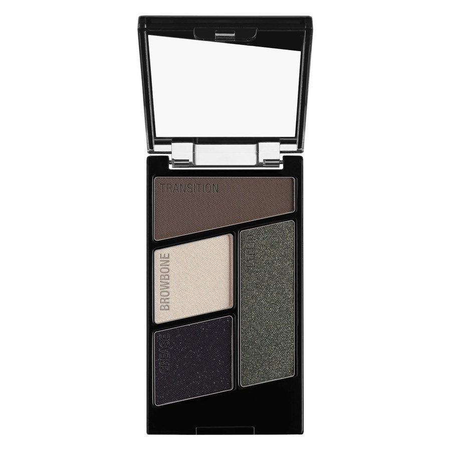 Wet'n Wild Color Icon Eyeshadow Quads — Lights Out