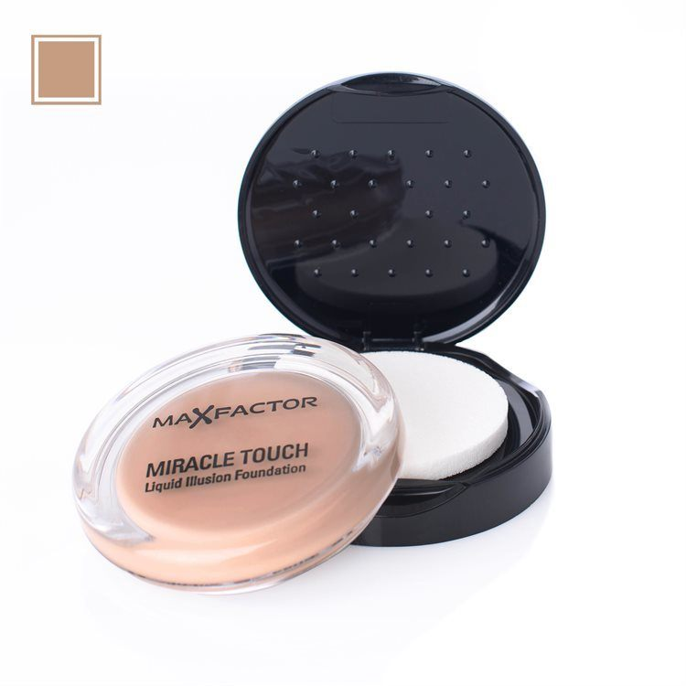 Max Factor Miracle Touch Foundation 11,5 g 45 Warm Almond