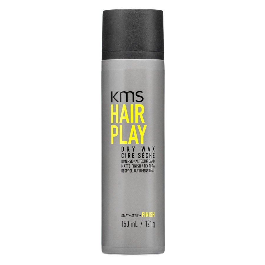 KMS California Hair Play Dry Wax 150ml