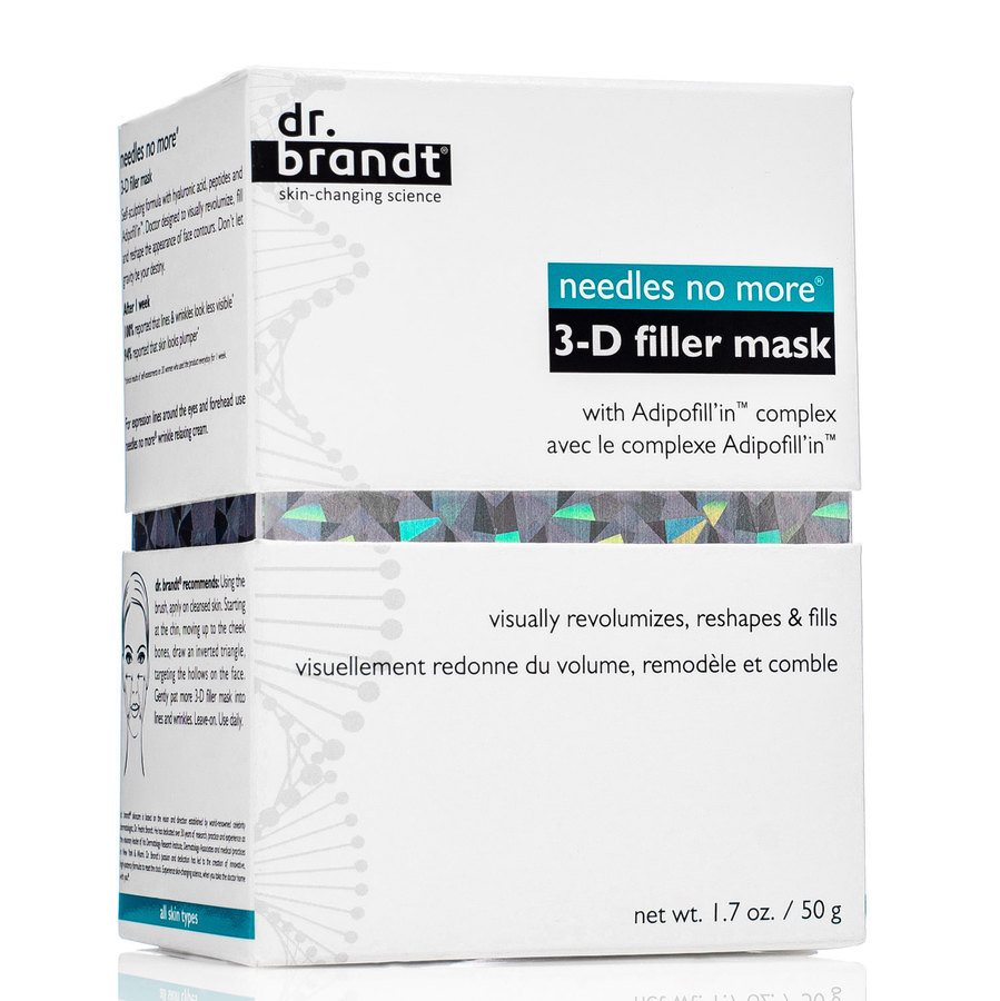 Dr. Brandt Needles No More 3-D Filler Mask 50 g