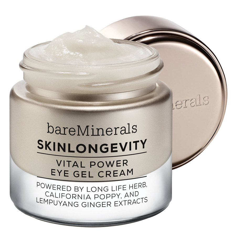 bareMinerals Skinlongevity Vital Power Eye Gel Cream 15 ml