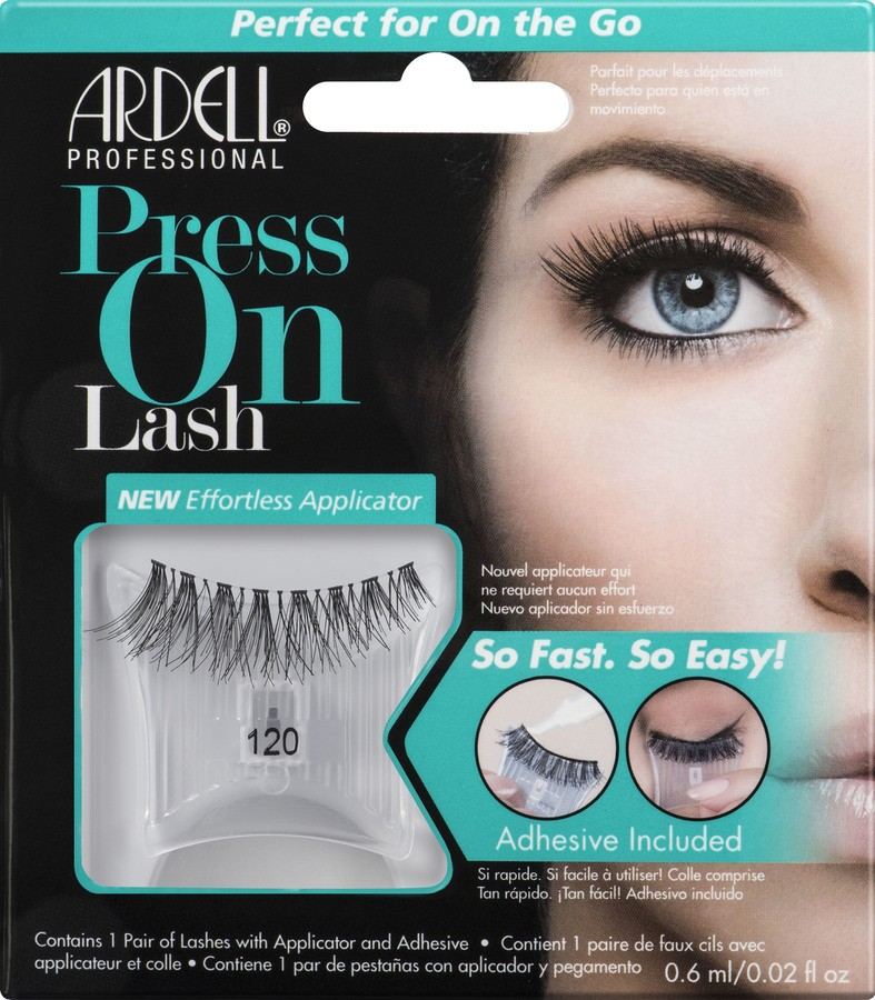 Ardell - Press On Lash Self-adhesive #120