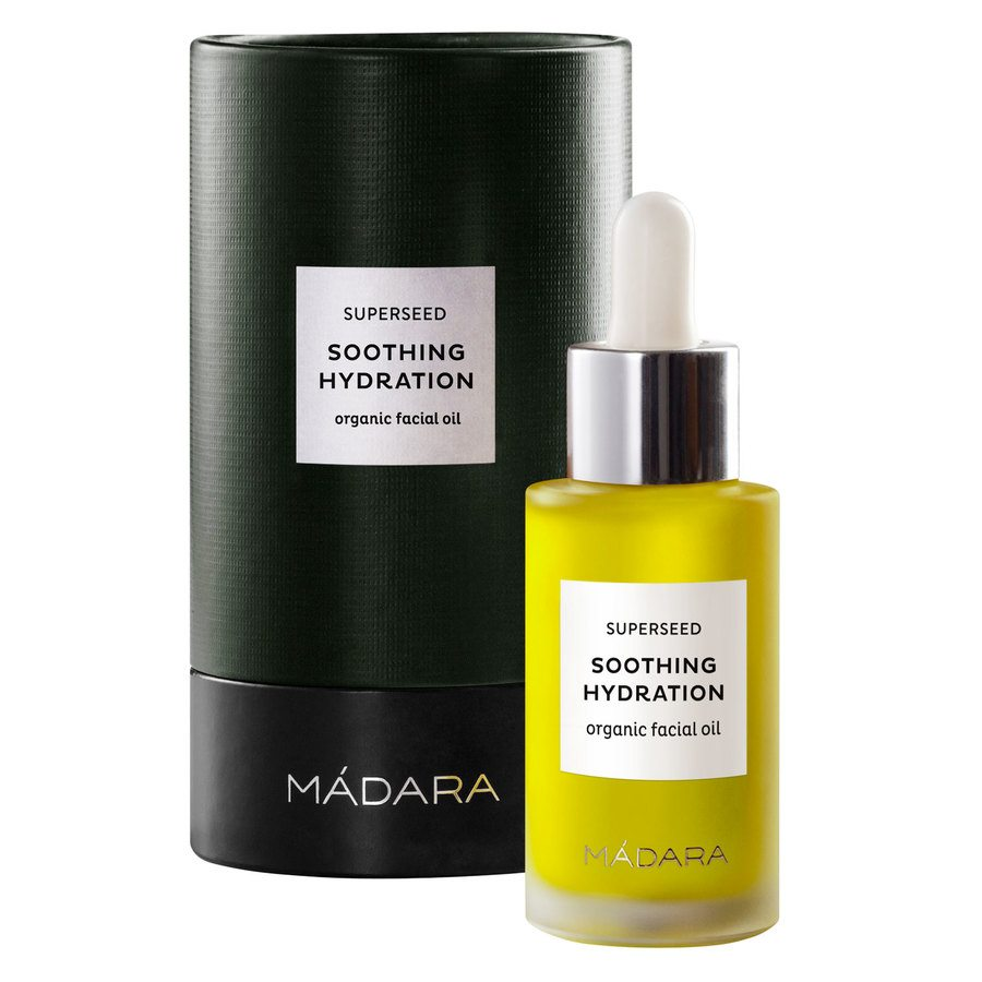 Mádara Superseed Soothing Hydration Organic Facial Oil 30 ml