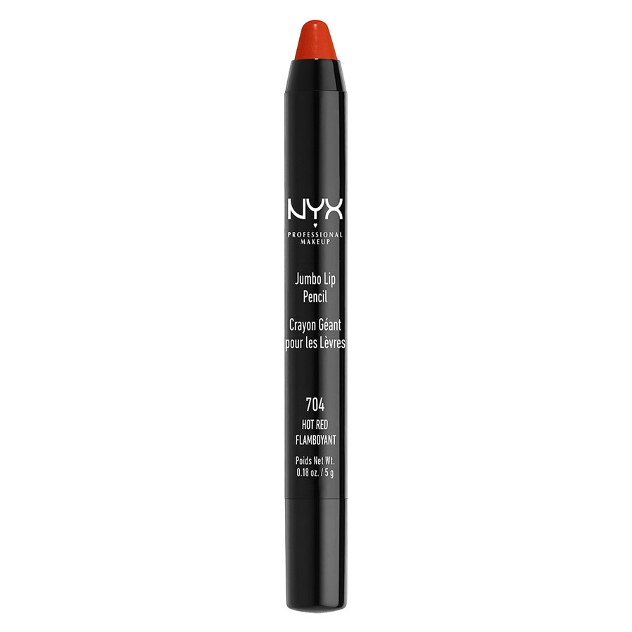 NYX Prof. Makeup Jumbo Lip Pencil – 704 Hot Red 5g