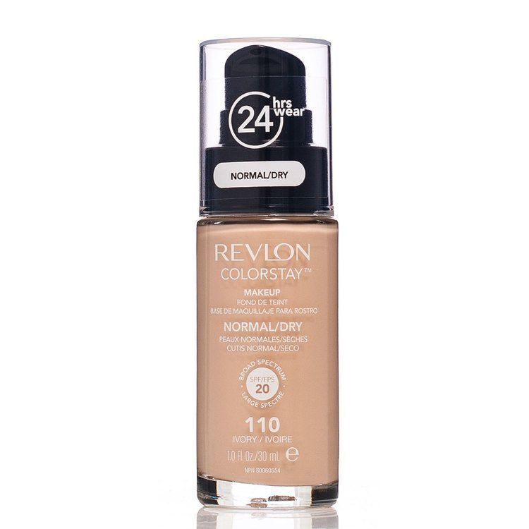 Revlon Colorstay Makeup Normal/Dry Skin Ivory 110 30ml