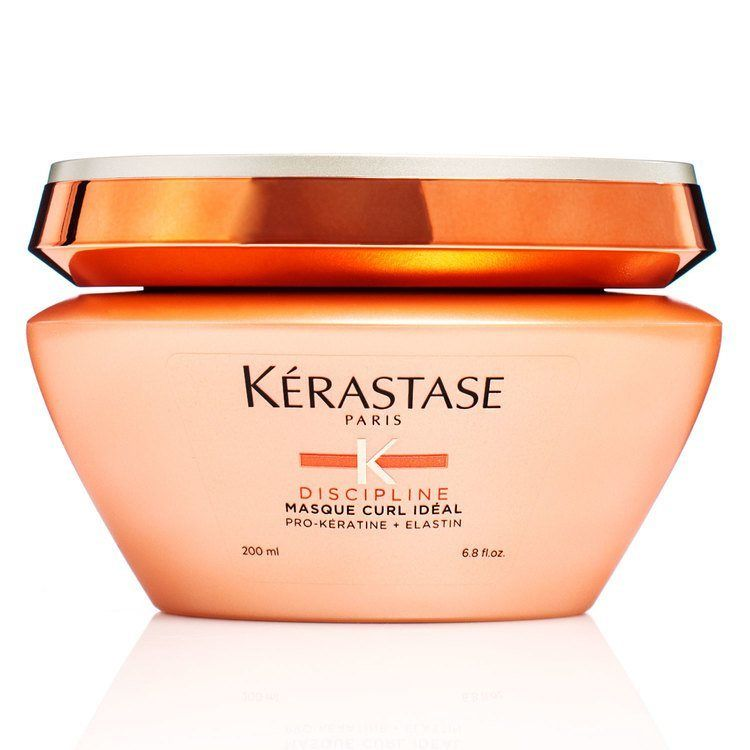 Kérastase Discipline Masque Curl Ideal Shape-In-Motion Masque 200ml