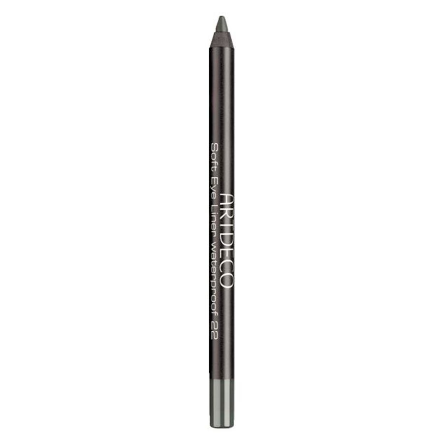 Artdeco Soft Eye Liner Waterproof - #22 Dark Grey Green