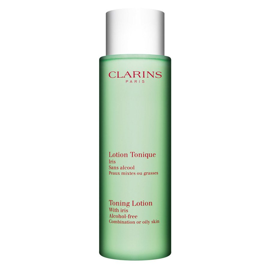 Clarins Toning Lotion With Iris 200 ml