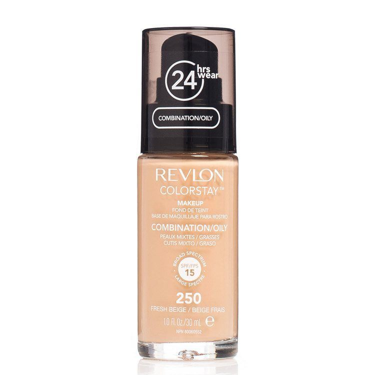 Revlon Colorstay Makeup Combination/Oily Skin 250 Fresh Beige 30ml