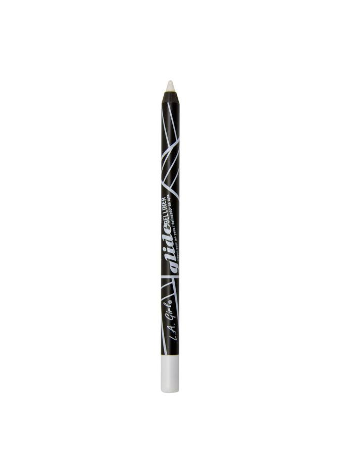 L.A. Girl Cosmetics Gel Glide Eyeliner Pencil - Whiten GP369