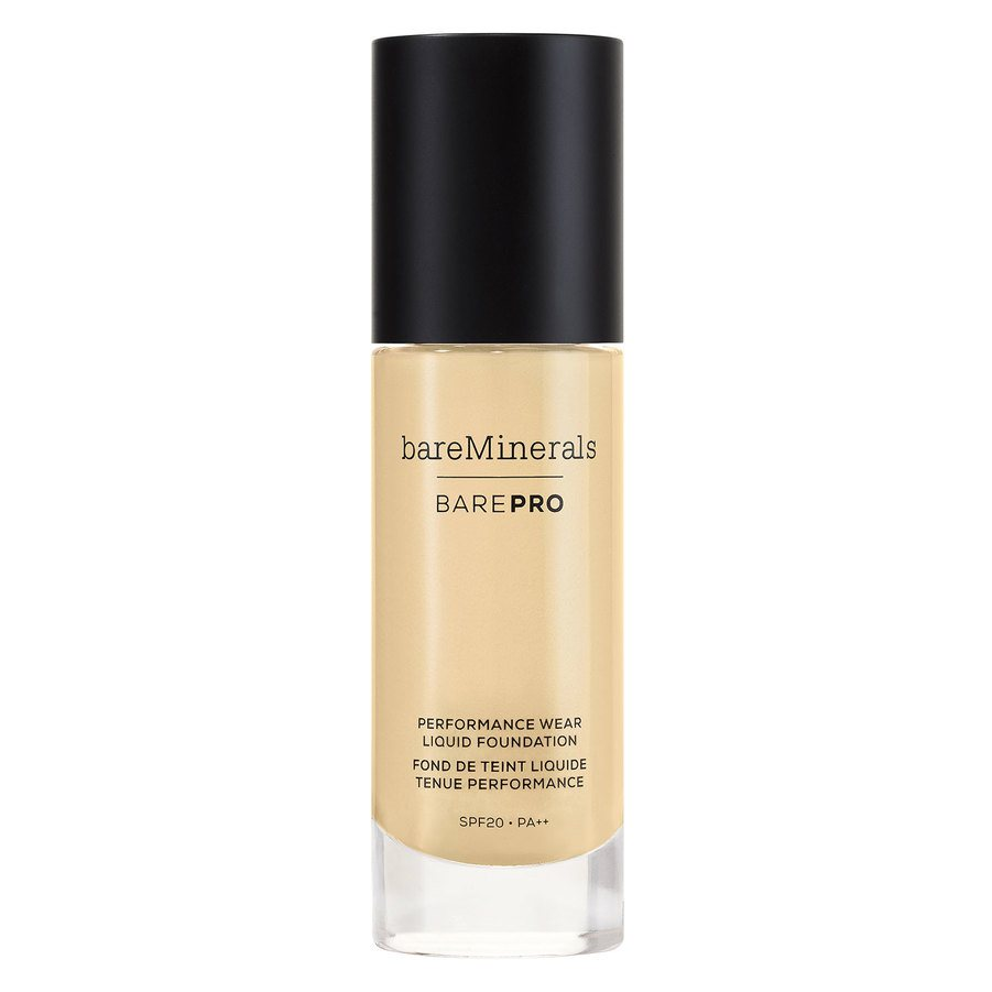 BareMinerals BarePro Performance Wear Liquid Foundation SPF20 30ml Golden Nude 13