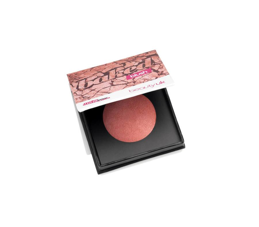 Beauty UK Baked Box Collection – No. 2 Rose Rouge