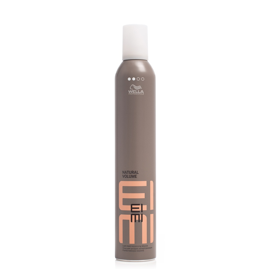Wella Professionals Eimi Natural Volume Light Hold Volumising Mousse 500 ml