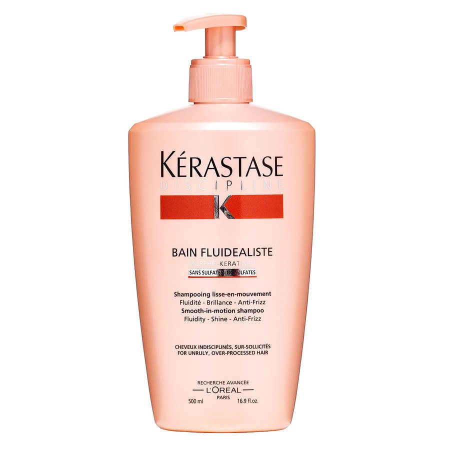 Kérastase Discipline Bain Fluidealiste Smooth-In Motion Shampoo 500ml