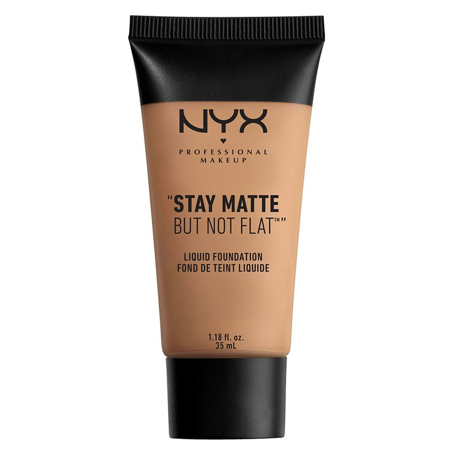 NYX Professional Makeup Stay Matte But Not Flat Liquid Foundation 35 ml – Cinnamon Spice