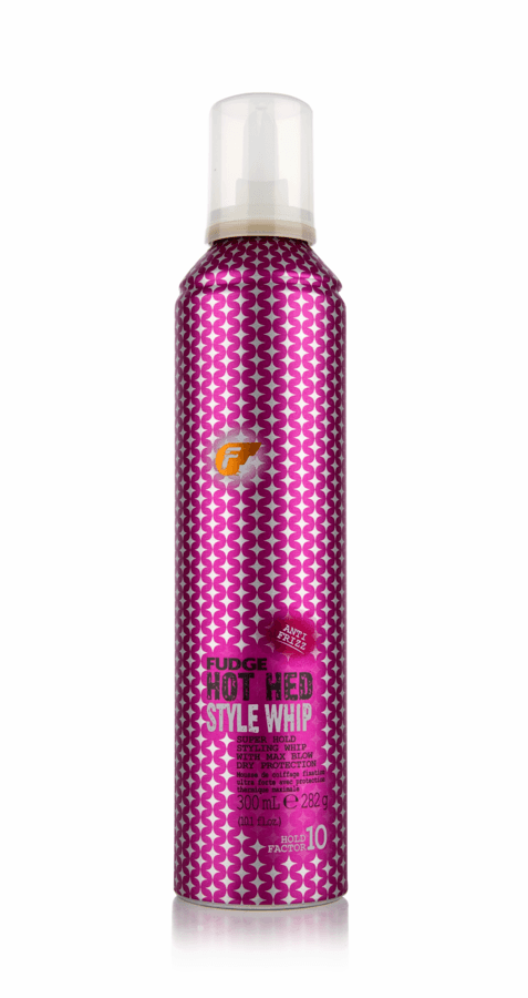 Fudge Hot Hed Style Whip 300 ml