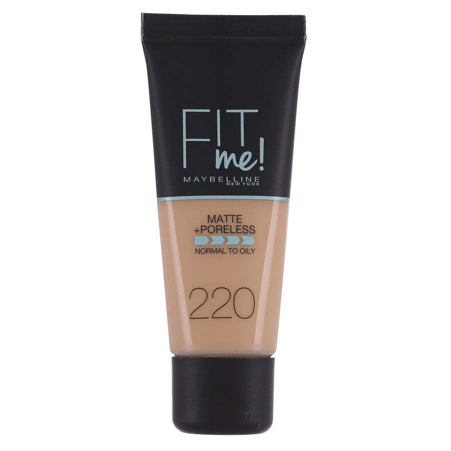 Maybelline Fit Me Makeup Matte + Poreless Foundation 220 30ml