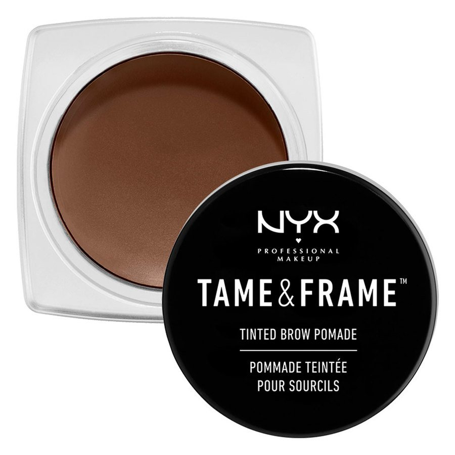 NYX Professional Makeup Tame & Frame Tinted Brow Pomade – 02 Chocolate 5g