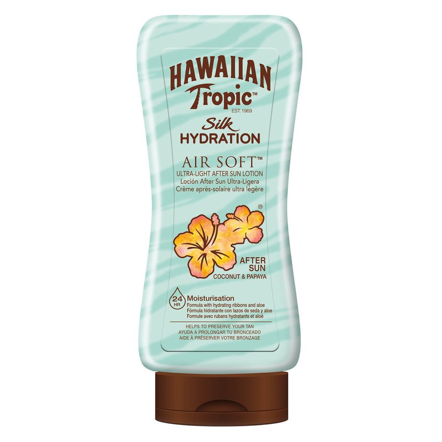 Hawaiian Tropic Silk Hydration Air Soft After Sun 180 ml