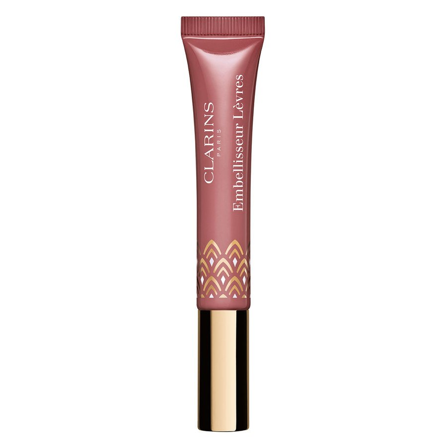Clarins Natural Lip Perfector Intense 10 g – #16 Intense Rosebud