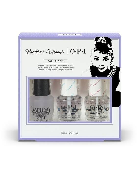 OPI Holiday Treatment Trio 3X15ml
