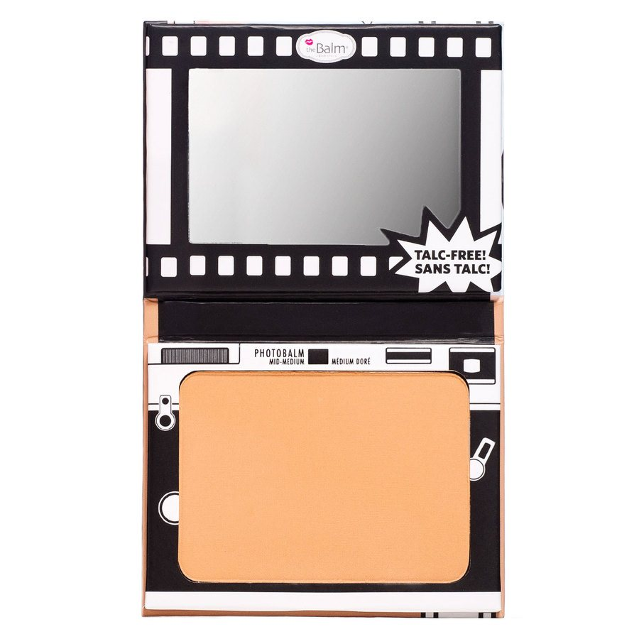 theBalm Photobalm Powder Foundation – Mid Medium