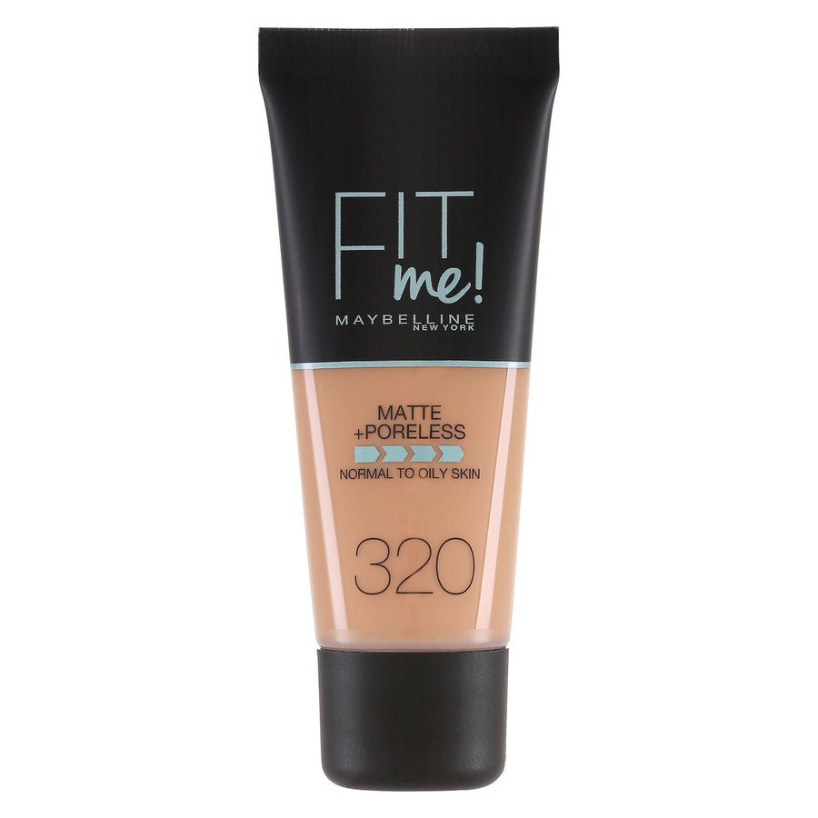 Maybelline Fit Me Matte + Poreless Foundation 30 ml – Natural Tan