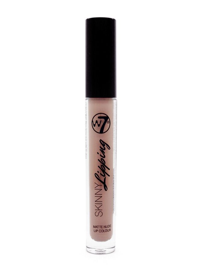 W7 Skinny Lipping Matte Nude Lip – Of The Wall