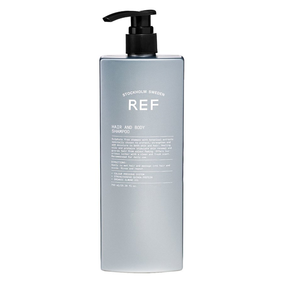 REF Hair & Body Shampoo 750ml