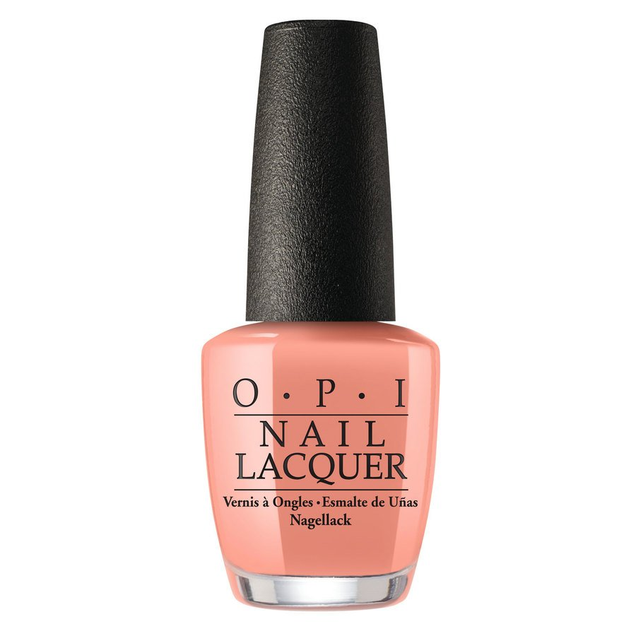 OPI California Dreaming – Barking Up The Wrong Sequoia NLD42