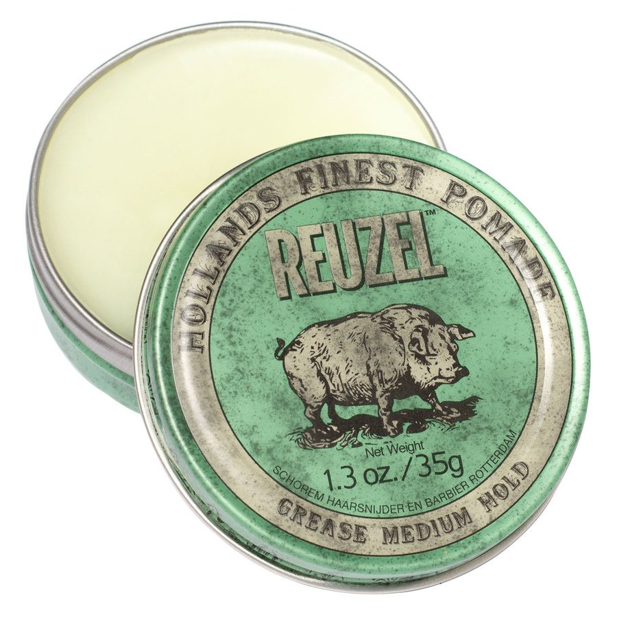 Reuzel Green Grease Medium Hold 35 g
