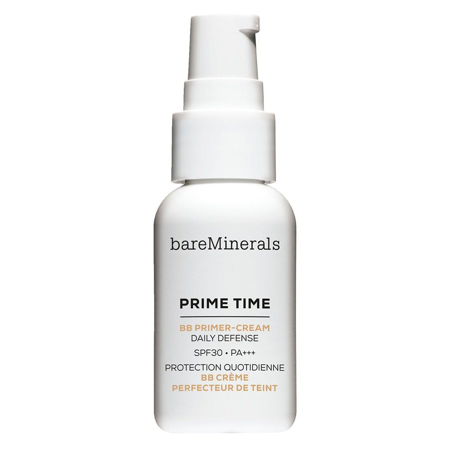 bareMinerals Prime Time BB Primer-Cream Daily Defense SPF 30 30 ml – Medium