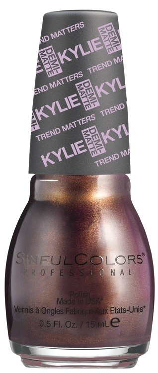 Kylie Jenner Sinful Colors Nail Polish 15 ml – I Klove You #2083