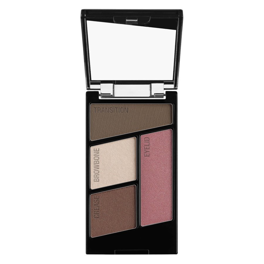 Wet'n Wild Color Icon Eyeshadow Quads — Sweet As Candy